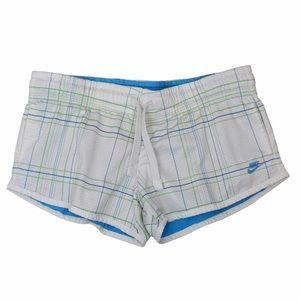 Retro Nike Reversible Shorts, Size Medium, Pockets